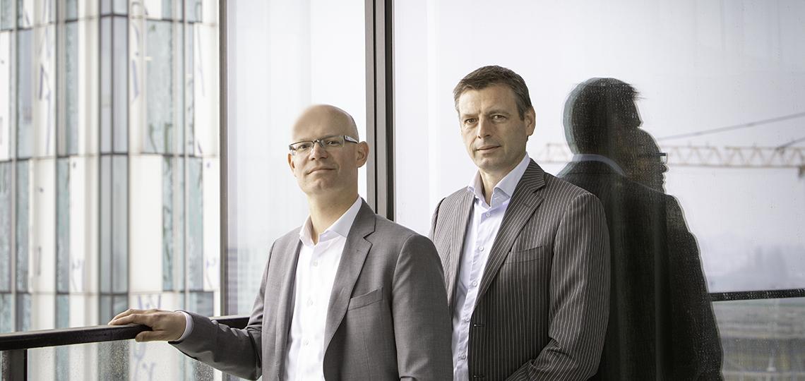 Brokers in Human Capital